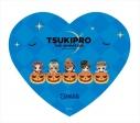 【グッズ-ミラー】TSUKIPRO THE ANIMATION のってぃーシリーズ ハート型コンパクトミラー SOARA【再販】の画像