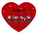 【グッズ-ミラー】TSUKIPRO THE ANIMATION のってぃーシリーズ ハート型コンパクトミラー SolidS【再販】の画像