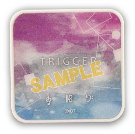 【グッズ-電化製品】アイドリッシュセブン USB2 ポート ACアダプター TRIGGER(トリガー)