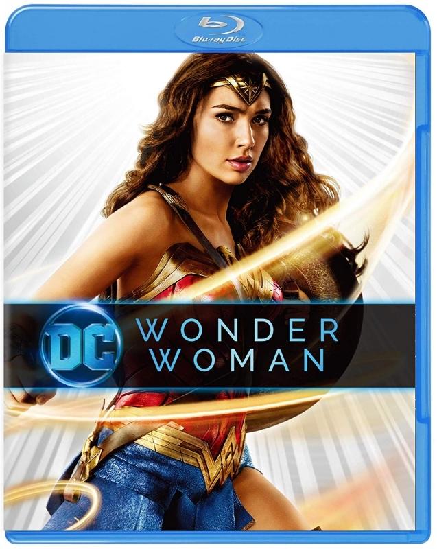 【Blu-ray】ワンダーウーマン