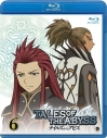 【Blu-ray】TV TALES OF THE ABYSS-テイルズ オブ ジ アビス- 6の画像