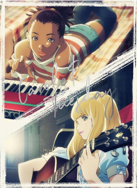 【Blu-ray】TV キャロル&チューズデイ Blu-ray Disc BOX Vol.1