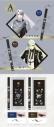【グッズ-化粧雑貨】刀剣乱舞-ONLINE- カラーアイライナー Aセットの画像