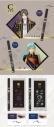 【グッズ-化粧雑貨】刀剣乱舞-ONLINE- カラーアイライナー Cセットの画像