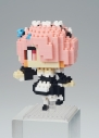 【グッズ-その他】Re:ゼロから始める異世界生活 nanoblock CN-18 キャラナノ ラムの画像