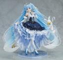 【美少女フィギュア】キャラクター・ボーカル・シリーズ01 初音ミク 雪ミク Snow Princess Ver. 1/7 完成品フィギュアの画像
