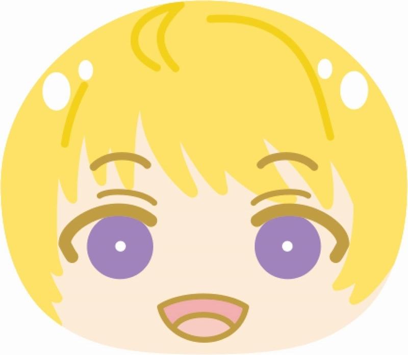 【グッズ-ポーチ】アイドルマスターSideM おまんじゅうふかふかポーチ2 5.ピエール