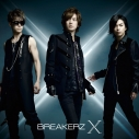 【アルバム】BREAKERZ/X 通常盤の画像