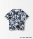 【グッズ-Tシャツ】R4G×東京喰種トーキョーグール:re TOKYO GHOUL:reコラージュTシャツ Multi Lサイズの画像