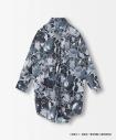 【グッズ-シャツ】R4G×東京喰種トーキョーグール:re TOKYO GHOUL:reコラージュロングシャツ Multi  Lサイズの画像