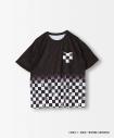 【グッズ-Tシャツ】R4G×東京喰種トーキョーグール:re HS oe KK BIG Tシャツ BLK Mサイズの画像