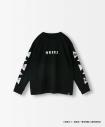 【グッズ-Tシャツ】東京喰種トーキョーグール:re QUINXロングスリーブTシャツ BLK XLサイズの画像