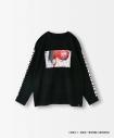 【グッズ-Tシャツ】東京喰種トーキョーグール:re 俺すぎる!!ロングスリーブTシャツ BLK Mサイズの画像
