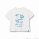 【グッズ-Tシャツ】R4G×ラブライブ!サンシャイン!!  AQOURS 名言TEE WHT XLサイズの画像
