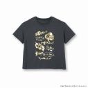 【グッズ-Tシャツ】R4G×ラブライブ!サンシャイン!!  AQOURS 名言TEE GRY Lサイズの画像
