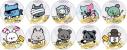 【グッズ-バッチ】音戯の譜 -CHRONICLE- トレーディング缶バッジ~おとぎのうたげVer.~ Bの画像