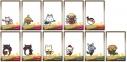 【グッズ-カード】音戯の譜 -CHRONICLE- トレーディングクリアカード~ミュート~ Aの画像