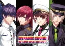 【DVD】DYNAMIC CHORD NO LIMIT VOCAL LIVE 2017の画像