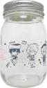 【グッズ-食品】ワイテルズ 瓶入りクッキー【アニメイトカフェ】の画像