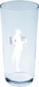 【グッズ-タンブラー・グラス 】ワイテルズ グラス スマイル【アニメイトカフェ】の画像