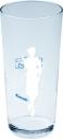 【グッズ-タンブラー・グラス 】ワイテルズ グラス きんとき【アニメイトカフェ】の画像