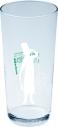【グッズ-タンブラー・グラス 】ワイテルズ グラス シャークん【アニメイトカフェ】の画像