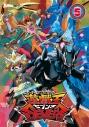 【Blu-ray】TV 遊☆戯☆王SEVENS DUEL-5の画像