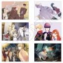 【グッズ-ポストカード】Phantom in the Twilight アニメ版・ポストカードセット/vol.1の画像