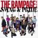 映画 HiGH&LOW THE WORST 主題歌「SWAG&PRIDE」/THE RAMPAGE from EXILE TRIBE DVD付