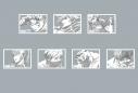 【グッズ-キーホルダー】呪術廻戦 アクリルキーホルダーコレクション【『MAPPA 10th ANNIVERSARY Since2011』in アニメイト】の画像