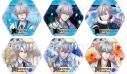 【グッズ-バッチ】夢王国と眠れる100人の王子様 ピックアップコレクション缶バッジ(グレイシア)Vol.1の画像
