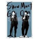 【グッズ-パンフレット】舞台「SHOW MUST GO ON」パンフレットの画像