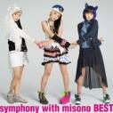 【アルバム】ゲーム テイルズ オブ シンフォニア CM収録ミニアルバム symphony with misono BEST/misono 通常盤の画像