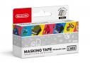 【グッズ-テープ】任天堂 SW マスキングテープ Nintendo Labo(アイコン/ピクト)の画像