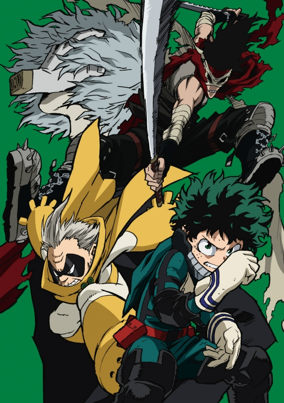 【Blu-ray】TV 僕のヒーローアカデミア 2nd Vol.5