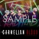 """【キャラクターソング】5-Vocal-Band """"EROSION"""" 3rd Single from CARNELIAN BLOODの画像"""