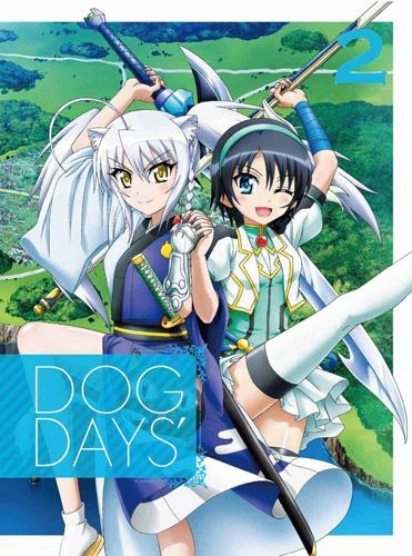 【DVD】TV DOG DAYS´ 2 完全生産限定版