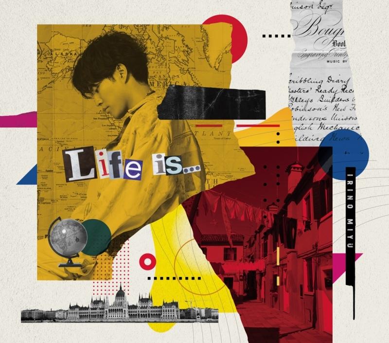 【アルバム】入野自由/Life is ... 豪華盤