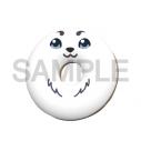 【グッズ-マスコット】TVアニメ『銀魂』 ドーナツ型スクイーズ 定春 【アニメイトカフェ】の画像