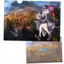 【グッズ-クリアファイル】魔女の旅々クリアファイルAの画像