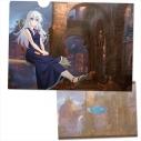 【グッズ-クリアファイル】魔女の旅々クリアファイルBの画像
