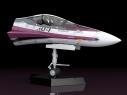 【プラモデル】マクロスΔ PLAMAX MF-52 minimum factory 機首コレクション VF-31C 1/20の画像