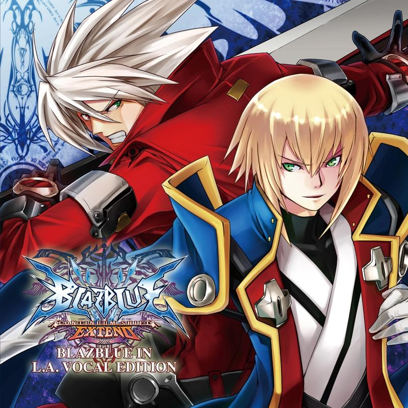 【アルバム】BLAZBLUE IN L.A. VOCAL EDITION
