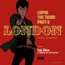 【サウンドトラック】TV ルパン三世 PART6 オリジナル・サウンドトラック1 LUPIN THE THIRD PART6~LONDONの画像