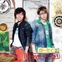 【アルバム】ゆーたくII(小野友樹・江口拓也)/Brave Quest 通常盤の画像