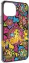 【グッズ-カバーホルダー】美少女戦士セーラームーン IIIIfit(clear) iPhone 11 Pro対応ケース ステンドグラス柄の画像