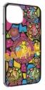 【グッズ-カバーホルダー】美少女戦士セーラームーン IIIIfit(clear) iPhone 11/XR対応ケース ステンドグラス柄の画像