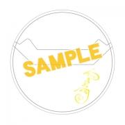 アイドリッシュセブン サイン入り缶バッジカバー 3枚セット(和泉 三月)