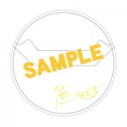 アイドリッシュセブン サイン入り缶バッジカバー 3枚セット(四葉 環)