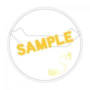 アイドリッシュセブン サイン入り缶バッジカバー 3枚セット(逢坂 壮五)